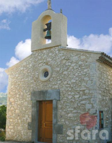 rénovation église par sfara